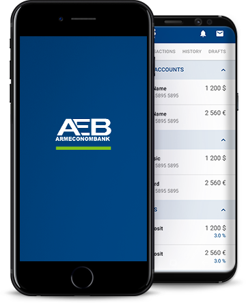 AEB mobile banking